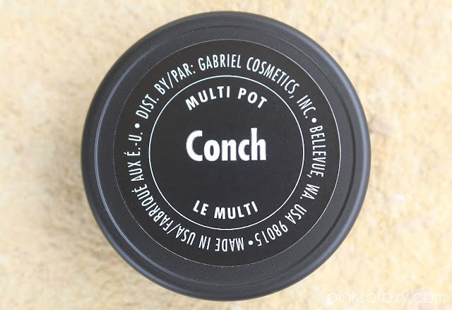 Gabriel Cosmetics Multi-Pot Review