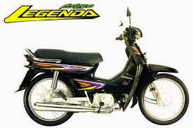modifikasi motor honda astrea legenda
