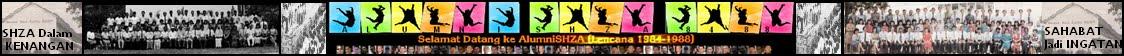 Alumni SHZA 1984 - 1988