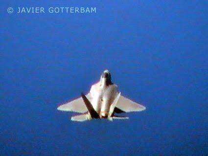 F-22 en FIDAE