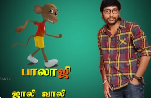RJ Balaji Jolly Interview – Ananda Vikatan