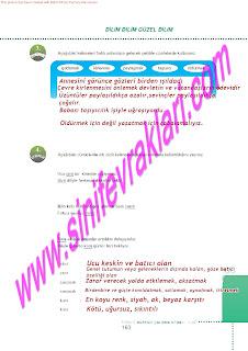 6.Sinif  Turkce Doku Yayinlari Ogrenci Calisma Kitabi Sayfa 163