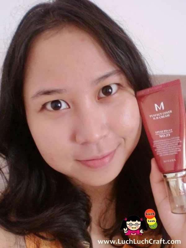 missha bb cream review