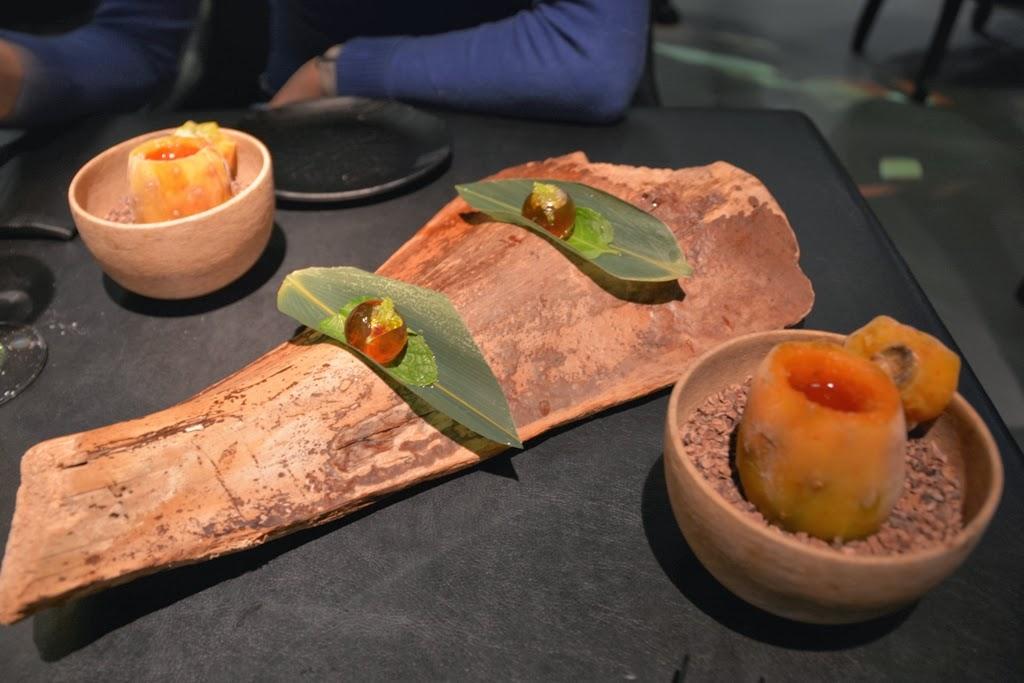 Restaurant 41 degrees Barcelona