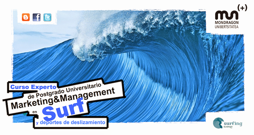 Postgrado Marketing & Management del Surf