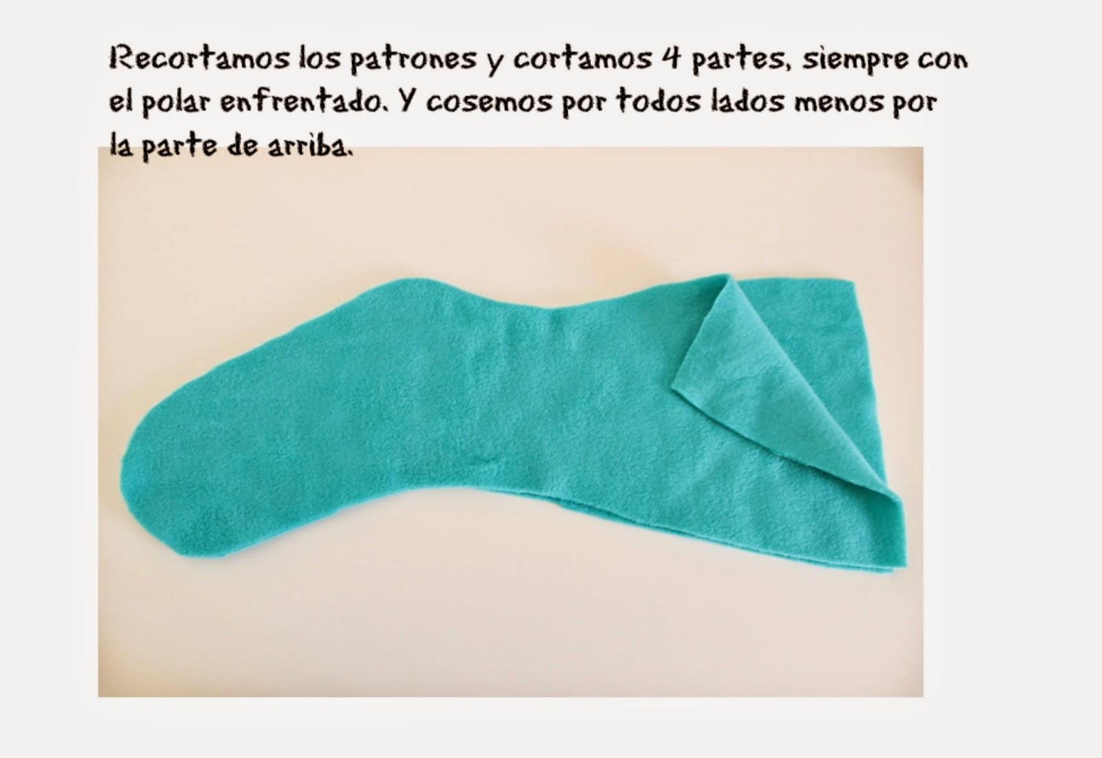 Como hacer calcetines great multicolor fondo raya para - Como hacer calcetines de punto ...