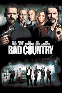 Ver Película Bad Country Online Gratis (2014)