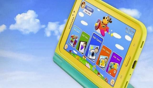 Samsung Galaxy Tab 3 Kids, Tablet Khusus Anak