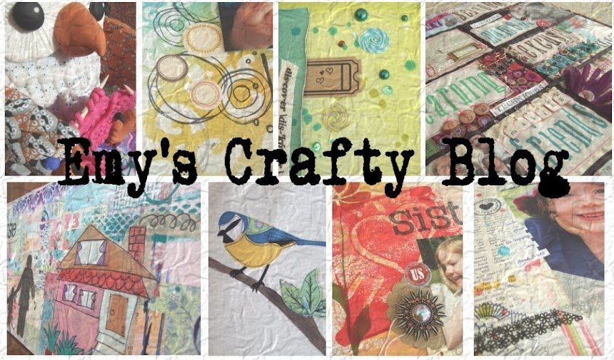 Emy's Crafty Blog