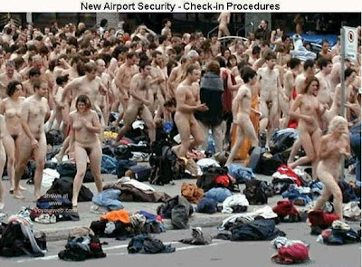 New Airport Security Checks