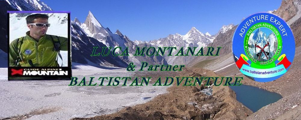 LUCA MONTANARI & Partner BALTISTAN ADVENTURE