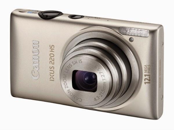 The Canon - Ixus 220 HS
