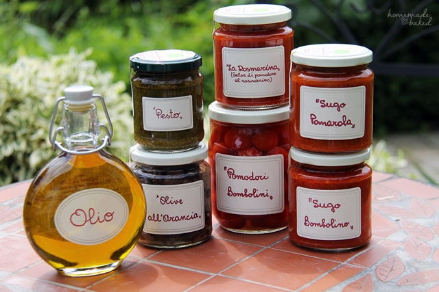 homemade and baked food blog werbung leckereien der fattoria la vialla. Black Bedroom Furniture Sets. Home Design Ideas