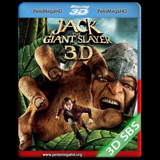 JACK EL CAZAGIGANTES (2013) FULL 3D SBS 1080P HD MKV ESPAÑOL LATINO