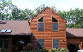 pintar fachadas de madera