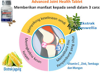 advance jointh health shaklee