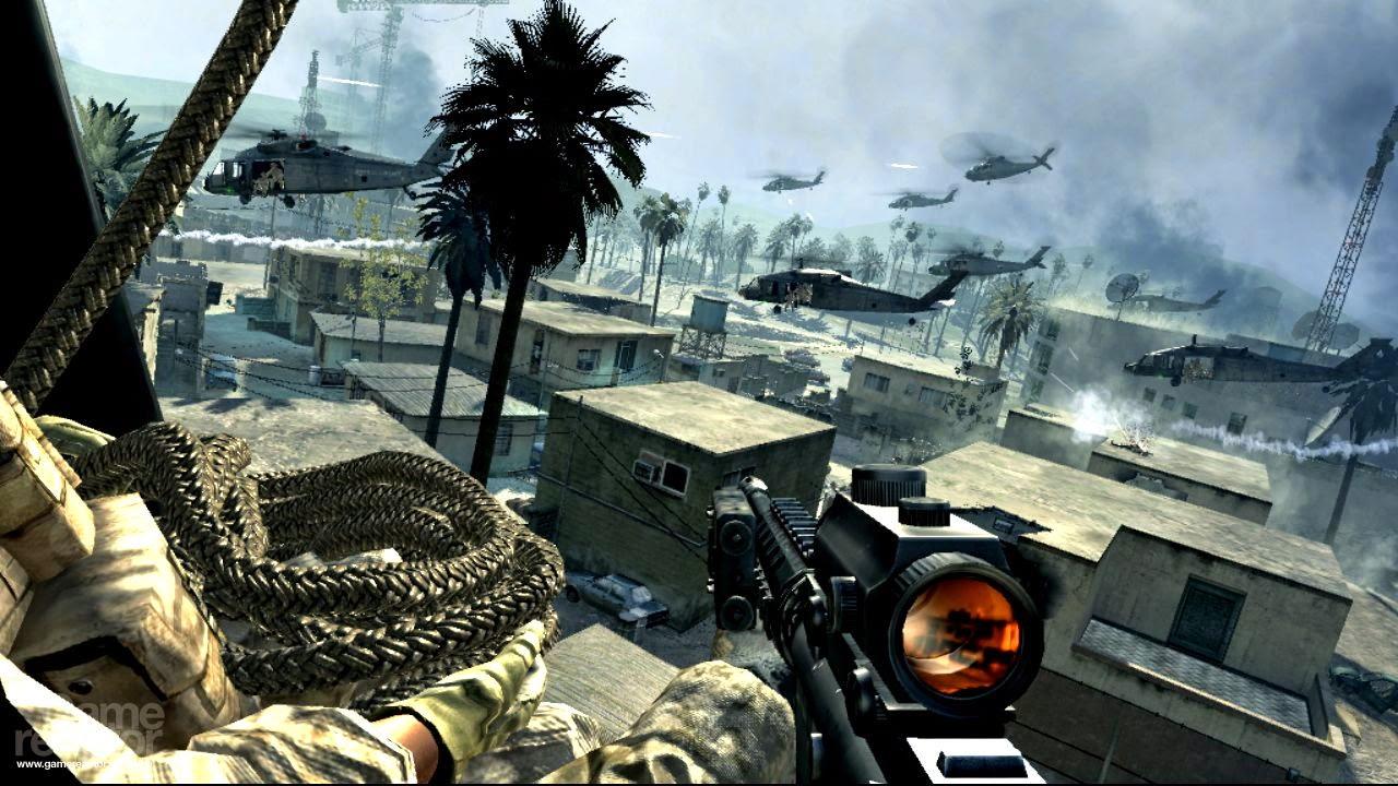 تحميل لعبة Call Of Duty 4 Modern Warfare بروابط مباشرة وبدون تثبيت