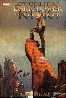 The Dark Tower Graphic Novels, The Man in Black, Marvel Comics, Stephen King Store
