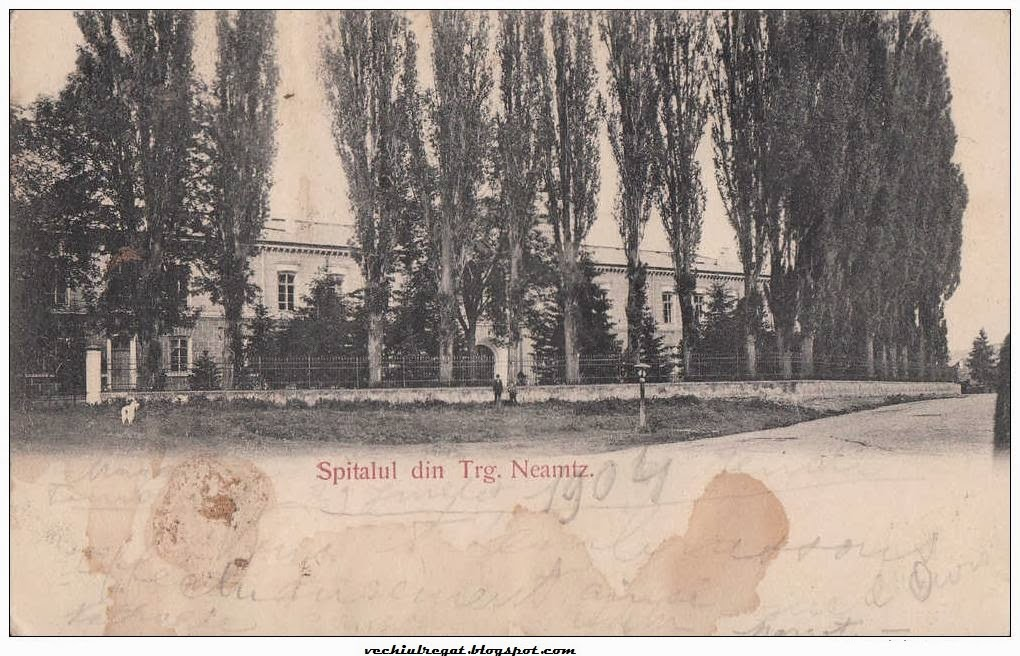 Spitalul din Targu Neamt