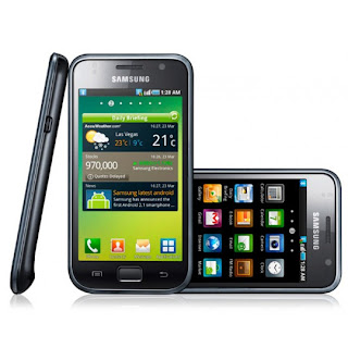 Samsung Galaxy S avec Android 2.3 Gingerbread