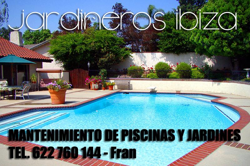 Jardineros Ibiza