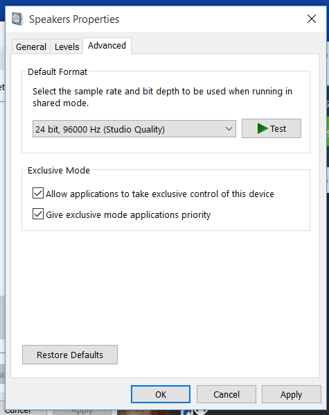 Intel high definition audio windows 10 driver
