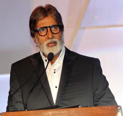 Amitabh Bachchan's April Fool Post!