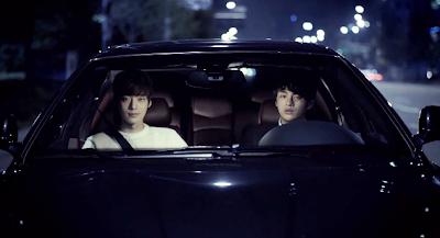 K.Will Please Don't Seo In-guk Jaehyun car