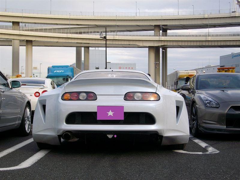 Toyota Supra, wide body, bodykit, szeroka, mk4, a80, jdm, fotki, zdjęcia, tuning, ekstremalny