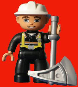 Pablo, el bombero