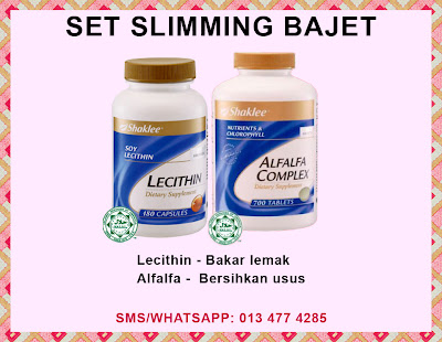 set slimming bajet