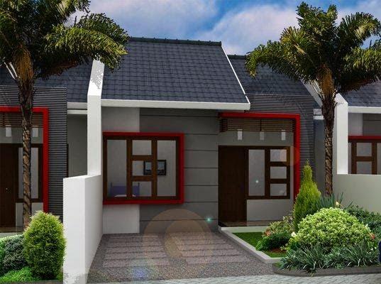 Desain Rumah Minimalis 1 Lantai Sederhana