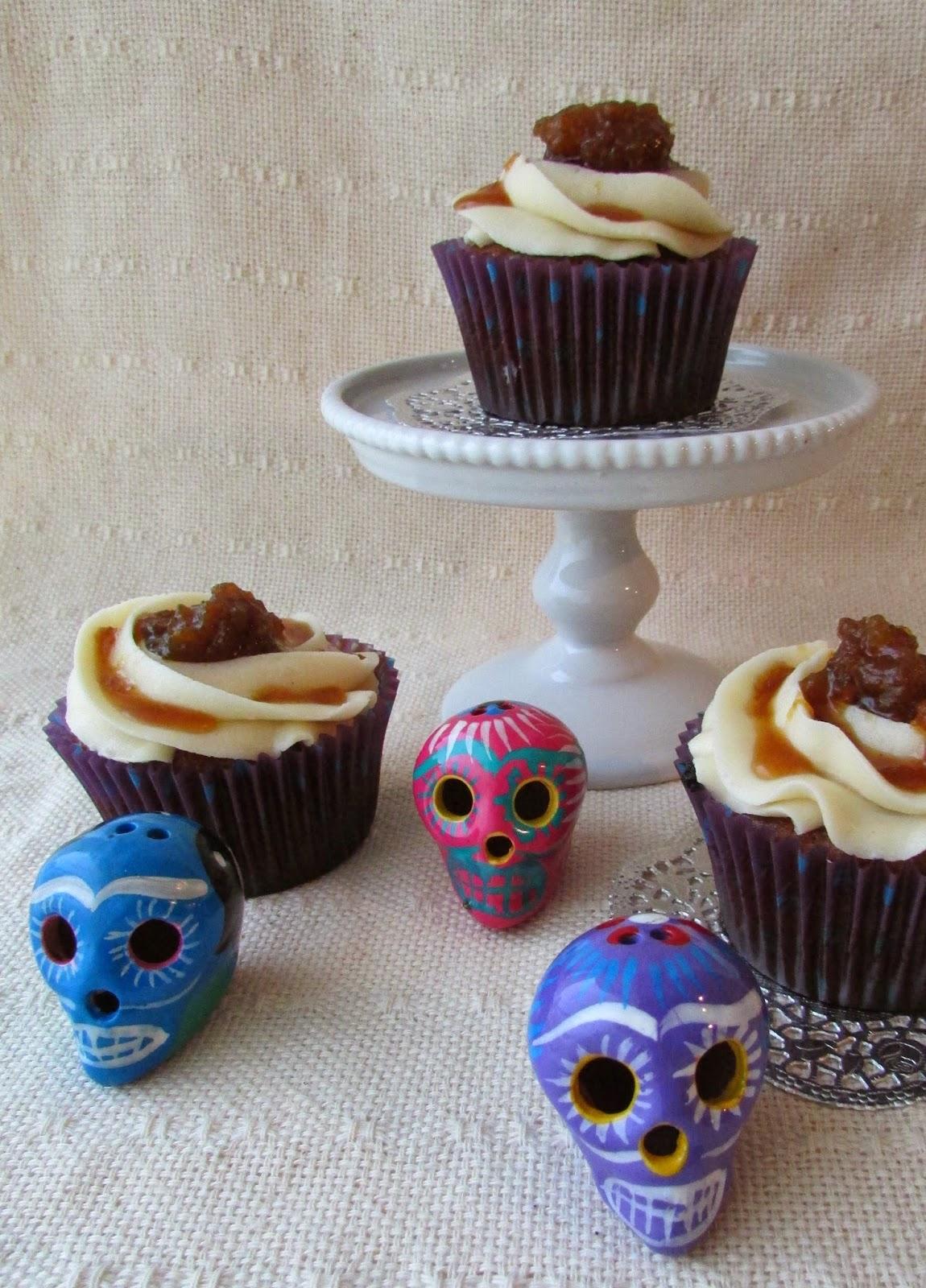dia-de-muertos-cupcakes-calabaza-mexico