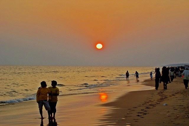 Puri Beache - Natural Beauty of Odisha