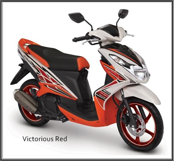 New Yamaha Xeon RC