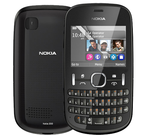 Nokia 200 Price Mobile Models Nokia Asha 200 Mobile Model