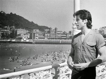 John Travalta en Paseantes de Donostia