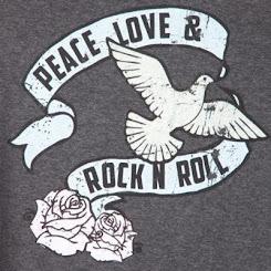 Barış Aşk ve Rock N Roll
