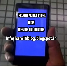 Prevent Mobile from Hanging and Freezing
