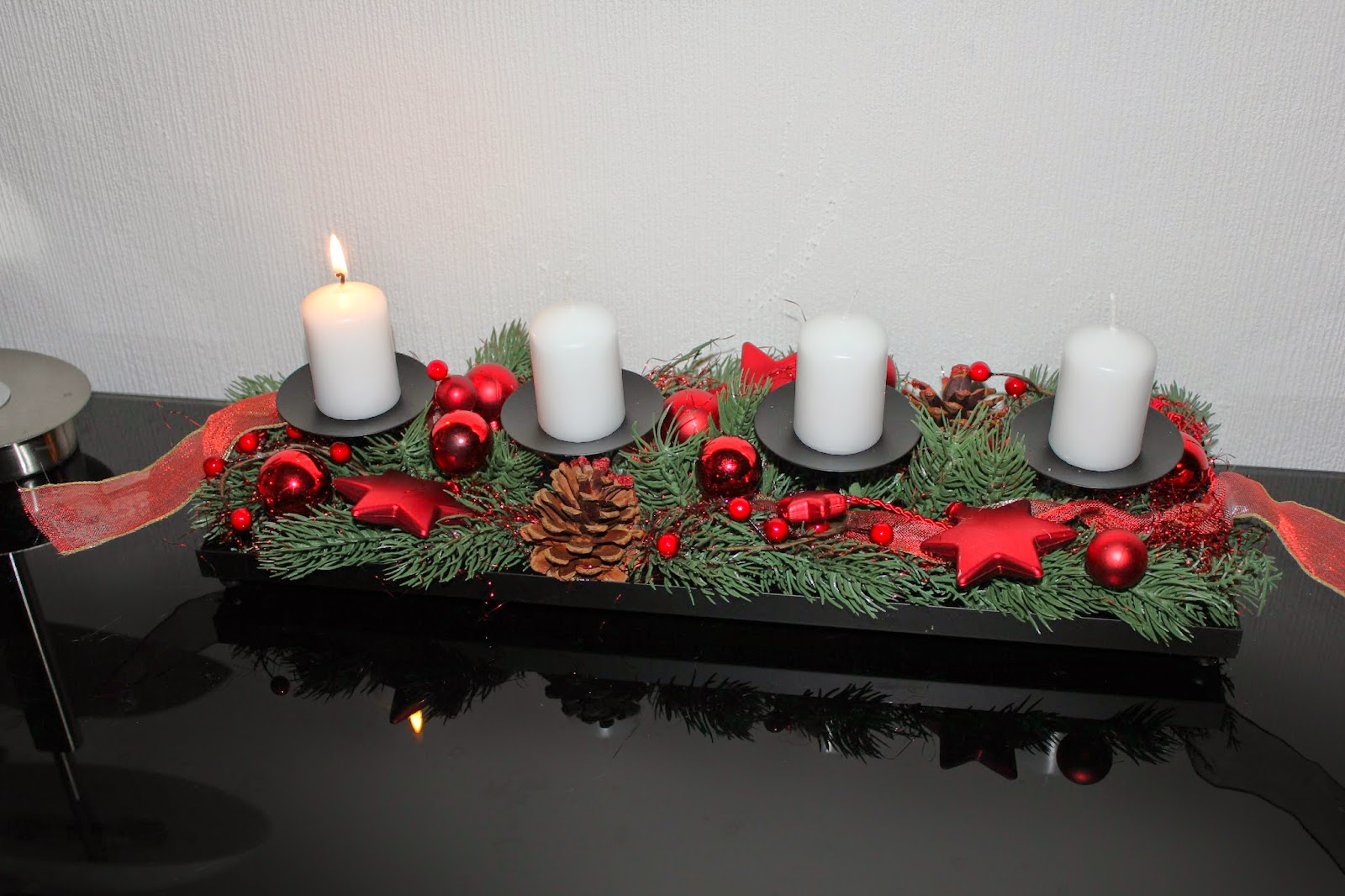 das mysterium leben weihnachtsdeko. Black Bedroom Furniture Sets. Home Design Ideas