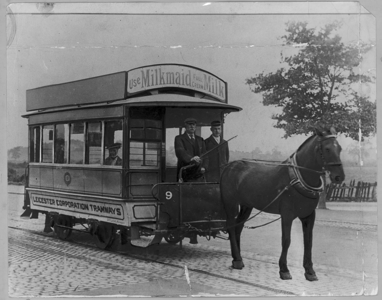 Leicestershire history news and features leicester 39 s for How much does a hillside tram cost