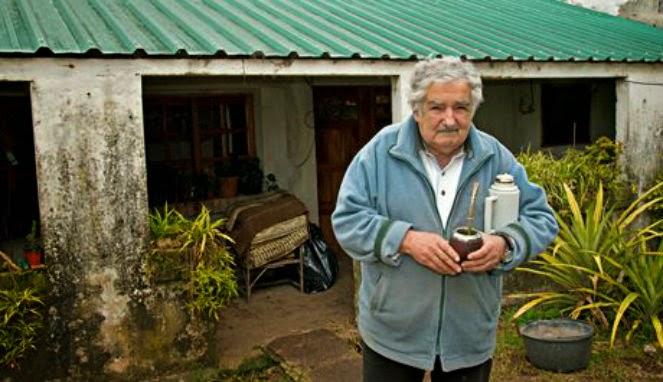Jose Mujica, Pemimpin Rendah Hati dan Paling Miskin di Dunia