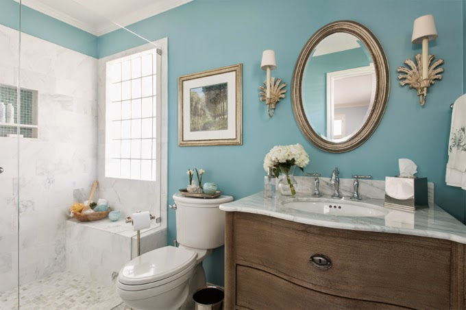 House of turquoise dona rosene interiors for Benjamin moore turquoise colors