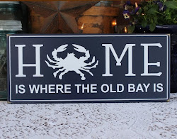 Home is Where the Old Bay is