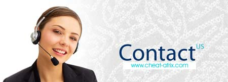 contact us cheat-afrix