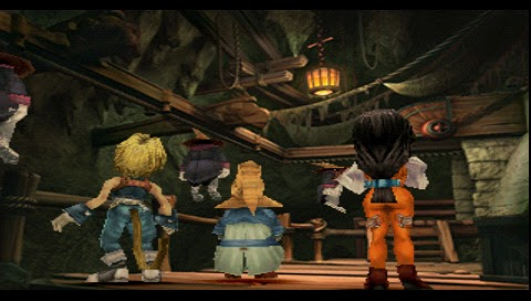 Final Fantasy IX, Village of Dali Factory