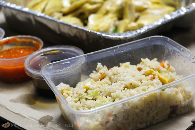 Hainanese Fried Rice of Wee Nam Kee