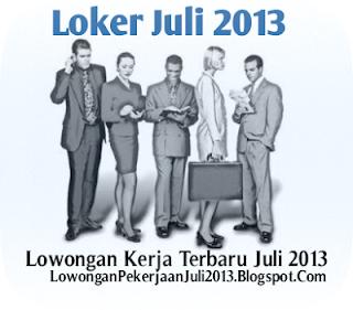 Lowongan Kerja Di Karawang Juli 2013