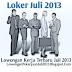 Lowongan Kerja Majalengka Juli 2013