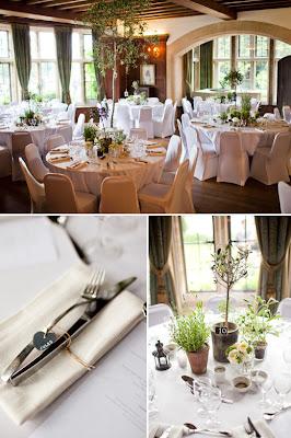1 Mini Wedding: em restaurantes e/ou em espaços menores...!